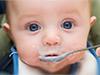 Ваш малыш: Вводим прикорм.