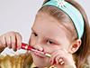 Использование детской косметики