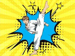 Школа олимпийского каратэ А.Савченко