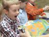 """24.09.2017 Студия """"Цветик-семицветик"""" приглашает всех желающих на мастер -класс по рисованию на воде """"ЭБРУ"""""""