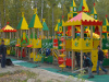 Самый большой детский городок в Челябинске откроется к 10 октября