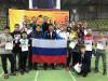 Челябинские тхэквондисты возвращаются из Германии с «золотом» Европейского Кубка