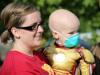 Малышей погибших от рака вспоминают в Челябинске