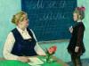 Дети плохо справляются с учебной программой, но хорошо с учителями