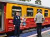В Челябинске начинает работать детская железная дорога