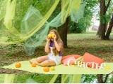 Оранжевое лето - Дударева Ирина, 8 лет