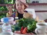 У бабули - Рылов Тимофей, 5 лет