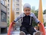 Сейчас скачусь - Курамшин Артур, 2 года 10 месяцев