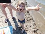 Ура лето,солнце и вода - Егор Мячин, 5 лет