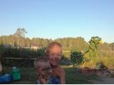 Отдых в деревне - Лукиных Денис и Илья (4 и 2 года)