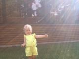 Ловлю солнышко - Верещагина Марианна, 1 год 4 месяца