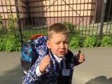 Хотел учиться первого сентября, а не дали… (Арсений Кокорин, 7 лет)