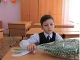Здравствуй, школа! (Сергеев Максим, 7лет)