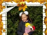 Первый раз,в первый класс (Есис Вероника 7 лет)