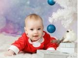 Маленький Санта (Фото от Светланы Антиповой)