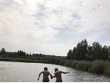 Прыжок с мостика - Марк Тевс, 8 лет