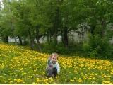 Мой одуванчик - Крохин Кирилл, 2 года