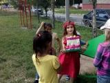 Вот мне и 8 - Кувалдина Варвара, 8 лет
