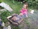 Люблю шашлыки - Кувалдина Варвара, 8 лет