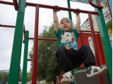Движение - жизнь! - Курамшин Артур, 2 года 10 месяцев