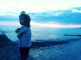 Побережье черного моря - Софья Гермогентова, 3 года