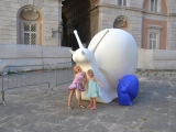 Улитище - Лебедева Мария, 8 лет,  Лебедева Александра, 6 лет
