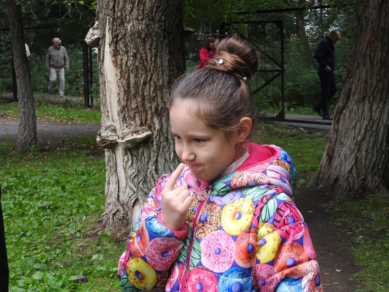 Секретное сообщение (Маша Кашапова, 9 лет)
