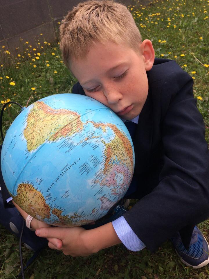 Я выбрал профессию-буду Властелином мира (Липатников Евгений)