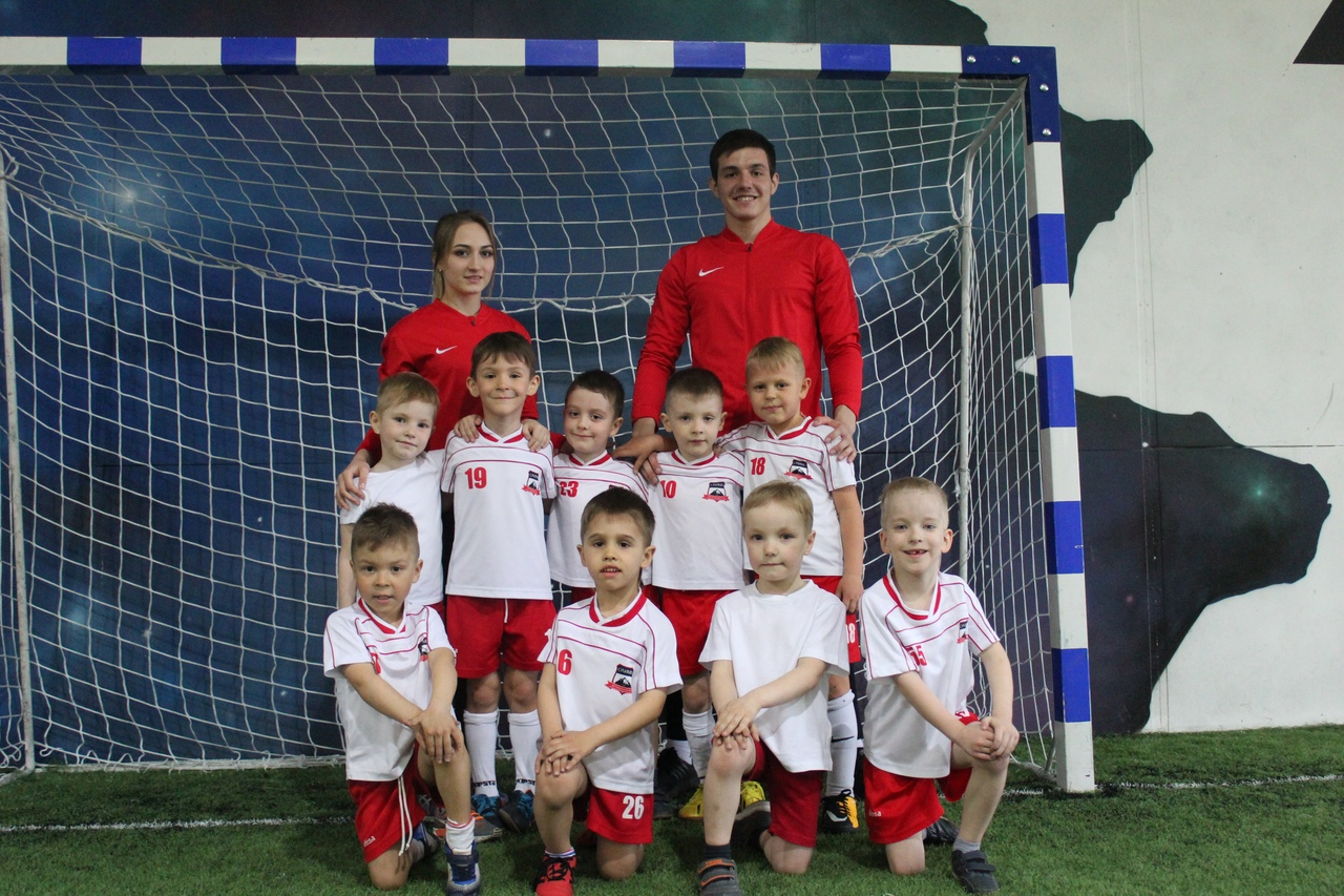 детский футбольный клуб олимп москва