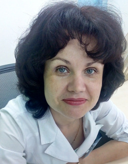 Аниськина Ольга Александровна